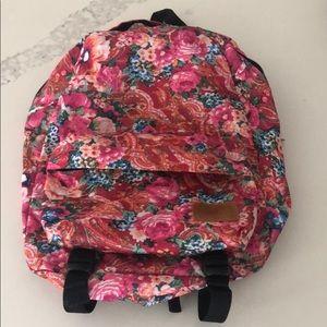 🆕⭐️ VANS Floral Backpack
